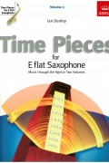 Time Pieces for E flat Saxophone Volume 2
