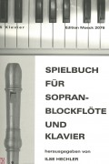 Spielbuch for Descant Recorder