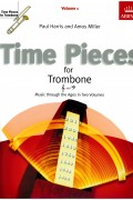 Time Pieces for Trombone Volume 1 G1~3