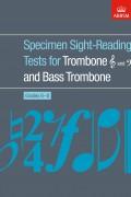 트레블 트롬본과 베이스 트롬본 초견 연습곡집 G6-8