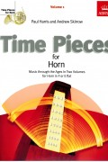 Time Pieces for Horn Volume 1 G1~3