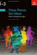 Time Pieces for Oboe Volume 1 G1-3(반주보 포함)