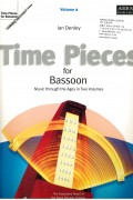 Time Pieces for Bassoon Volume 2