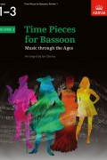 Time Pieces for Bassoon Volume 1 G1~3