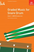 Graded Music for Snare Drum Book 2