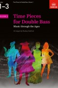 Time Pieces for Double Bass Volume 1 G1-3