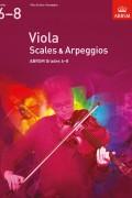 비올라 스케일 & 아르페지오 G6~8 (from 2012)