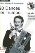 20 Dances for Trumpet with CD