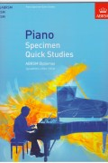 Piano Diploma Quick Studies