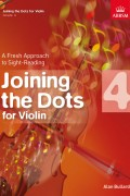Joining the Dots for Violin G4