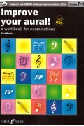 Improve your aural! G7-8 with CD