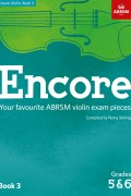 바이올린 앙코르(Encore Violin) 3권: G5-6