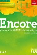 바이올린 앙코르(Encore Violin) 2권: G3-4