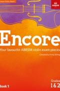 바이올린 앙코르(Encore Violin) 1권: G1-2
