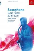 색소폰 시험곡집 2018-2021 G4