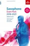 색소폰 Exam Pack 2018-2021 G3(반주보 포함)
