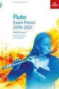 플룻 시험곡집 2018-2021 G7(반주보 포함)