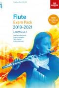 플룻 Exam Pack 2018-2021 G4(반주보 포함)