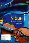 Violin 시험곡집 2005-2007 G7