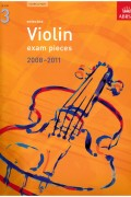 Violin 시험곡집 2008-2011 G3