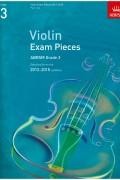 바이올린 시험곡집 2012-2015 G3 (반주 없음)