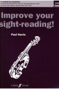Improve your sight-reading for Violin G4