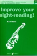 Improve your sight-reading for Violin G2