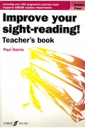Improve your sight-reading for Piano G1-5: Teacher's book