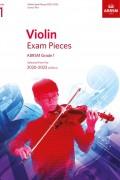 (반주보 포함)바이올린 시험곡집 2020-2023 G1