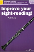Improve your sight-reading for Clarinet G4-5