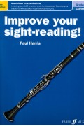 Improve your sight-reading for Clarinet G1-3