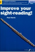 Improve your sight-reading for Flute G1-3