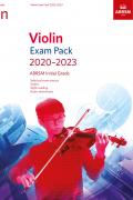 바이올린 Exam Pack 2020-2023 기초 Grade: Initial Grade(반주보 포함)