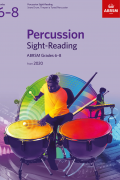 Percussion Sight-Reading G6-8 from 2020