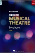 ABRSM Singing for Musical Theatre Songbook G3