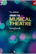 ABRSM Singing for Musical Theatre Songbook G2
