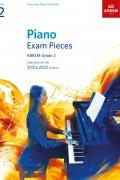 피아노 시험곡집 2021-2022 G2