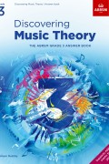 Discovering Music Theory G3 Answer Book from 2021