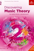 Discovering Music Theory G2 Answer Book from 2021