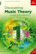 Discovering Music Theory G1 Answer Book from 2021