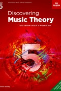 Discovering Music Theory G5 Workbook from 2021