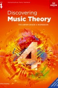 Discovering Music Theory G4 Workbook from 2021