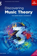 Discovering Music Theory G3 Workbook from 2021