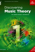 Discovering Music Theory G1 Workbook from 2021