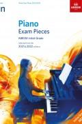피아노 시험곡집 2021-2022 기초 그레이드 (Initial Grade)
