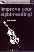 Improve your sight-reading for Cello G4-5