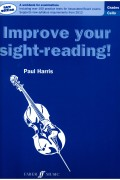 Improve your sight-reading for Cello G1-3