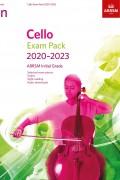(반주보 포함) 첼로 Exam Pack 2020-2023 기초 그레이드(Initial Grade)