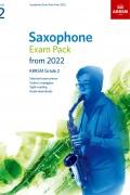 색소폰 Exam Pack from 2022 G2 (반주보 포함)