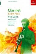 클라리넷 Exam Pack from 2022 G1 (반주보 포함)
